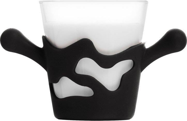 resm Süt Bardağım  Siyah