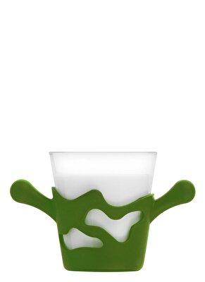 Resim Süt Bardağım Yeşil
